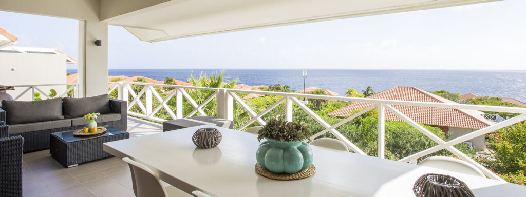 oceanview apartment curacao